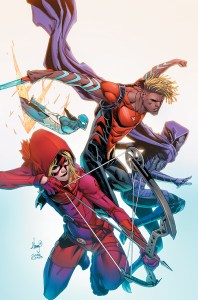 DC Comics March 2020 solicits: Young Justice #14