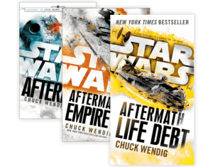 Queerness in Star Wars books