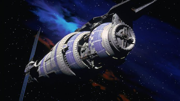The titular space station