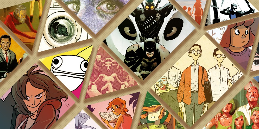 The 100 Best Comics of the Decade