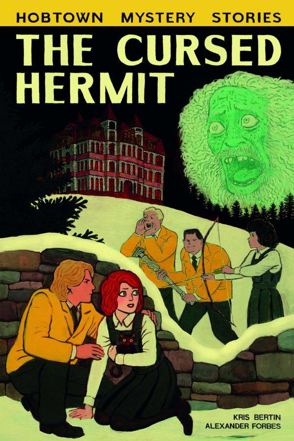 cursed hermit