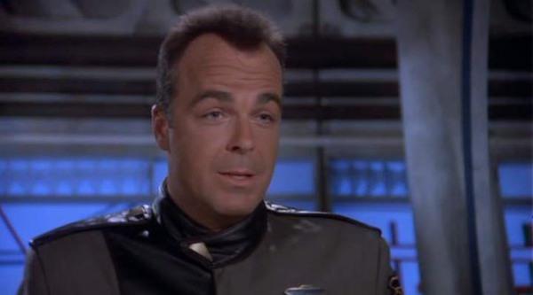 Security Chief Michael Garibaldi