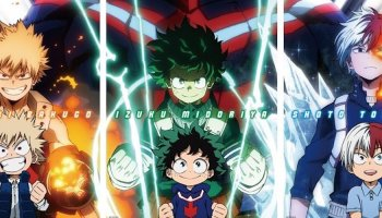 my hero academia theater