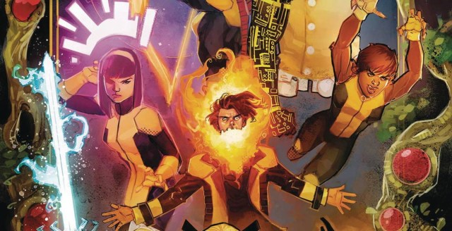Marvel's Mutant Invasion tops November sales charts
