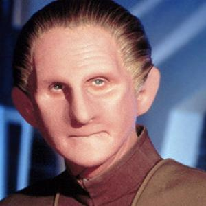 One of Auberjonois's most famous roles, the shapeshifter Odo