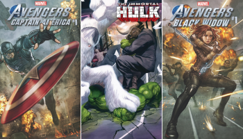 Marvel's Avengers game tie-ins