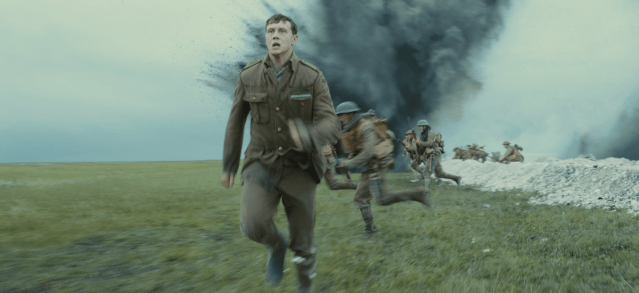 Box Office: Sam Mendes' 1917 is a bonafide hit, as it kicks STAR WARS to the curb
