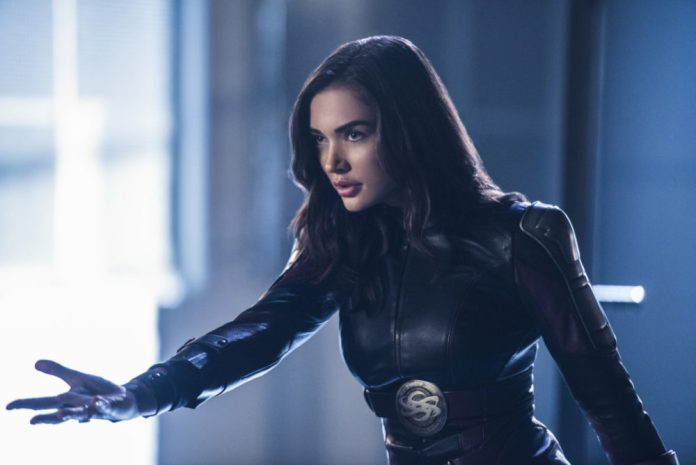 Amy Jackson as Saturn Girl in Supergirl Season 3