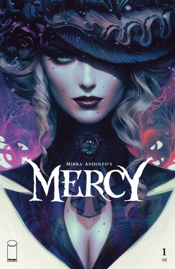 Mirka Andolfo's Mercy