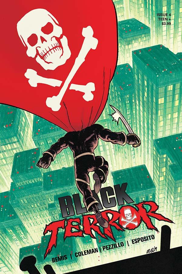 Black Terror #4