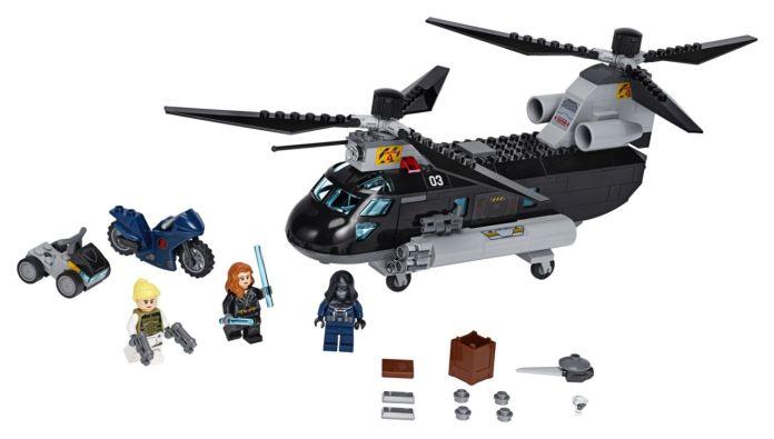 black widow toy