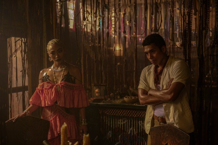 Chilling Adventures of Sabrina Part 3 first look images and music video