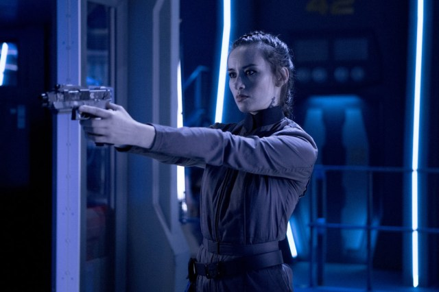 Interview: Cara Gee on how her own cultural background informs her character on THE EXPANSE