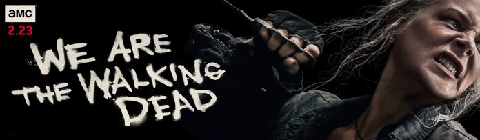 walking dead key art onward