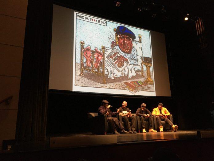 Hip Hop comics