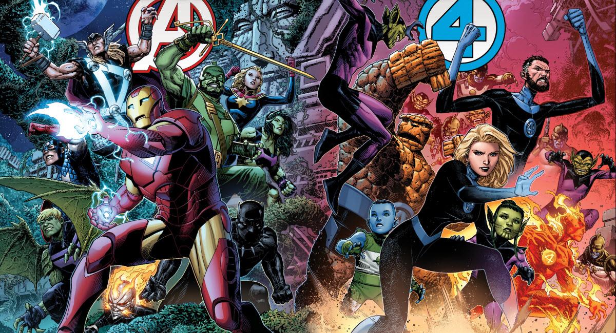 Marvel of 5 Heralds #3 She-Hulk Hellcat Comic Book
