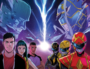 BOOM! Studios April 2020 solicits: Go Go Power Rangers #31 and #32