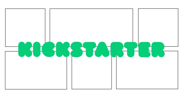 Which comics should make it into the 'Best of Kickstarter' anthology? You decide!