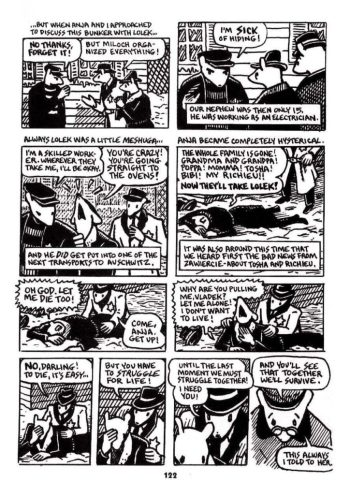 Maus pg 122