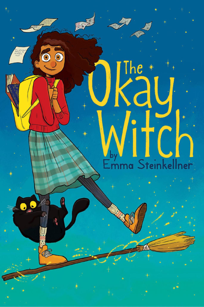 The Okay Witch cover
