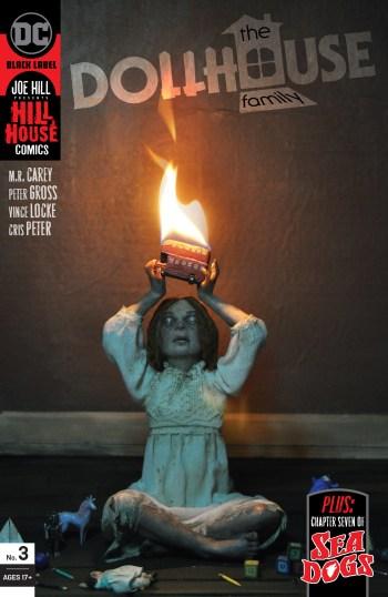 Dollhouse Family 3 cover