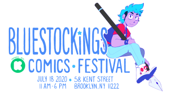 Bluestockings Comics Festival 2020