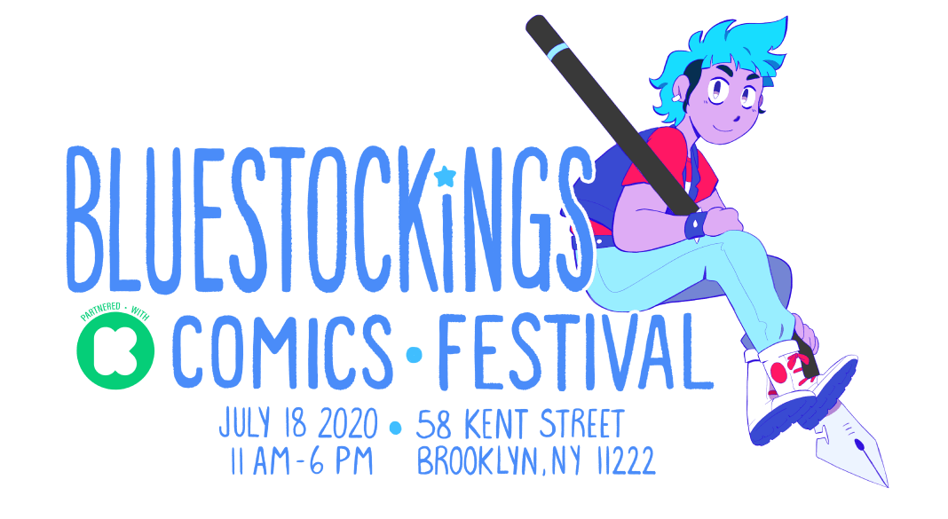 Bluestockings Comics Festival 2020
