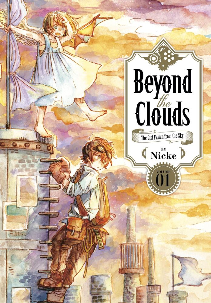 Graphic Novels for Winter 2020: Beyond the Clouds