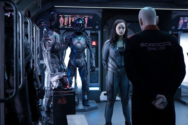 Interview: THE EXPANSE'S Frankie Adams on her character's heartbreak and hopes
