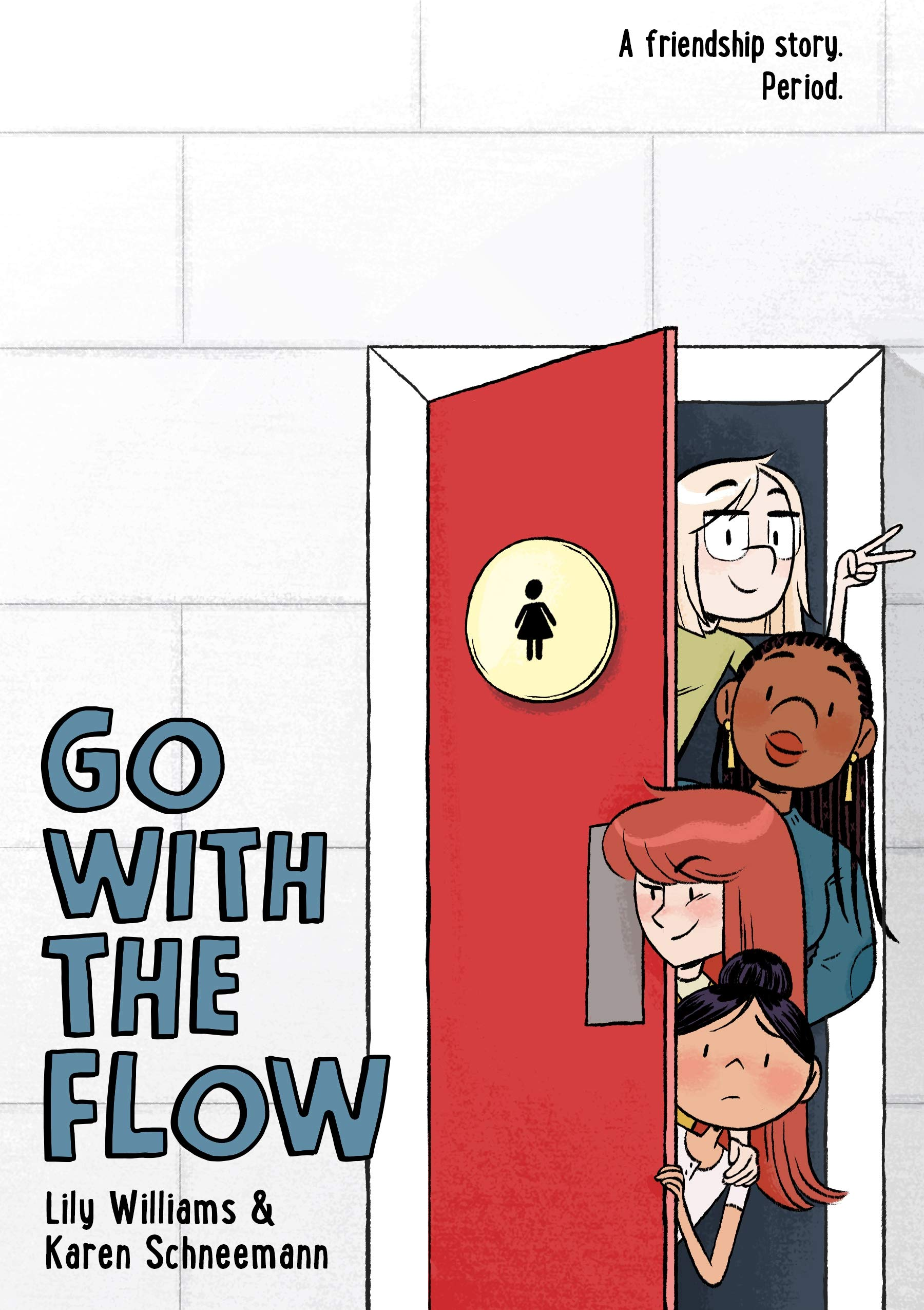 Graphic Novels for Winter 2020: Go with the Flow
