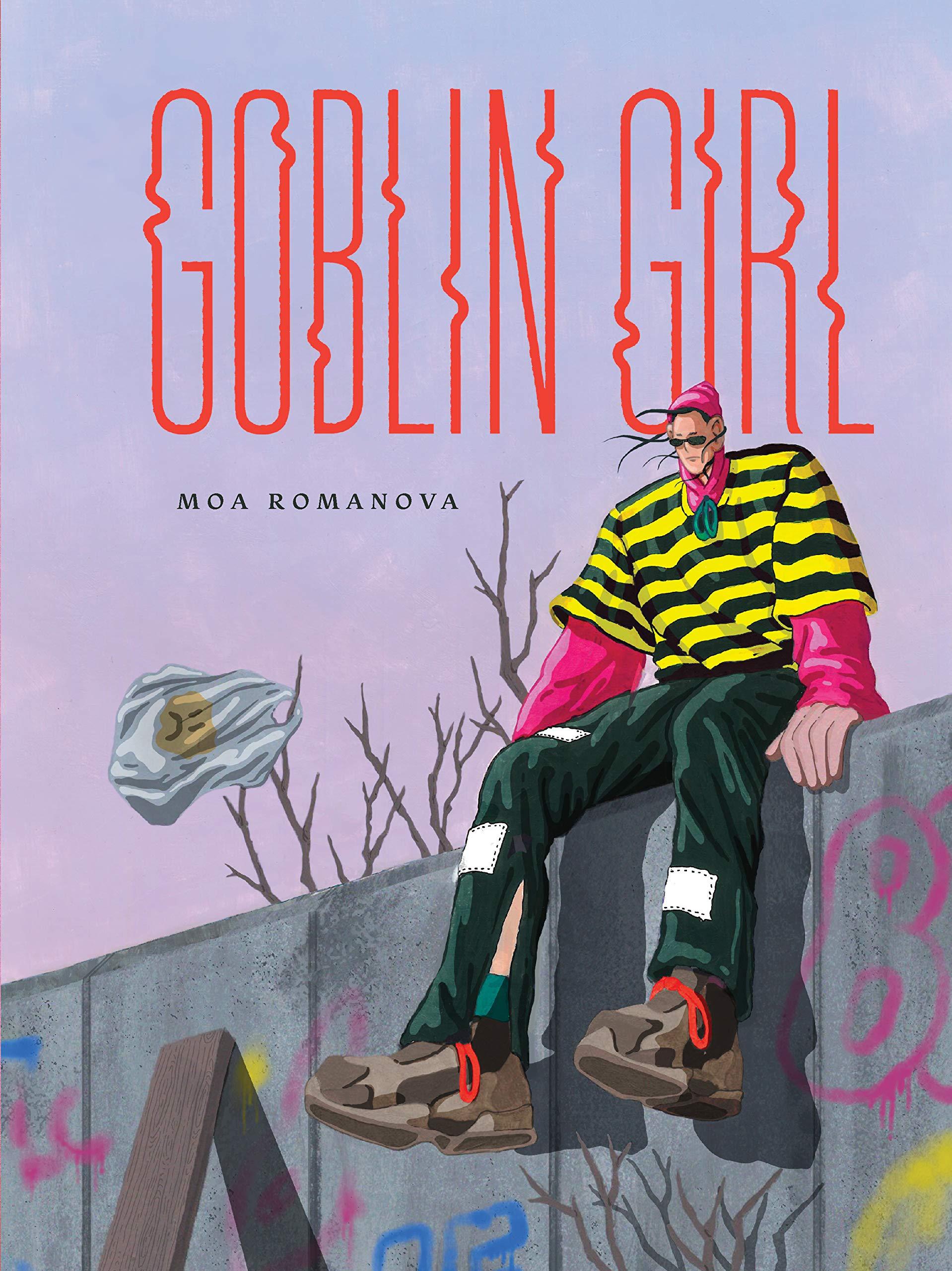 Graphic Novels for Winter 2020: Goblin Girl