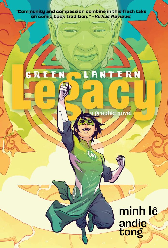 Graphic Novels for Winter 2020: Green Lantern: Legacy