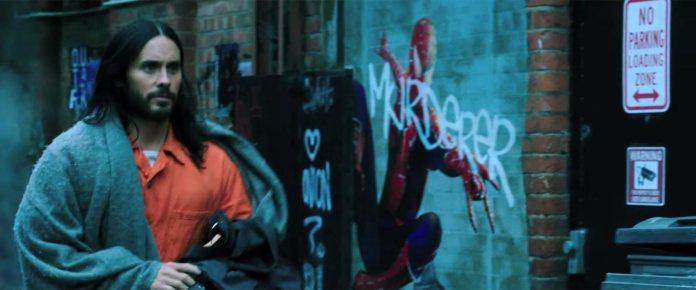 leto morbius spider-man