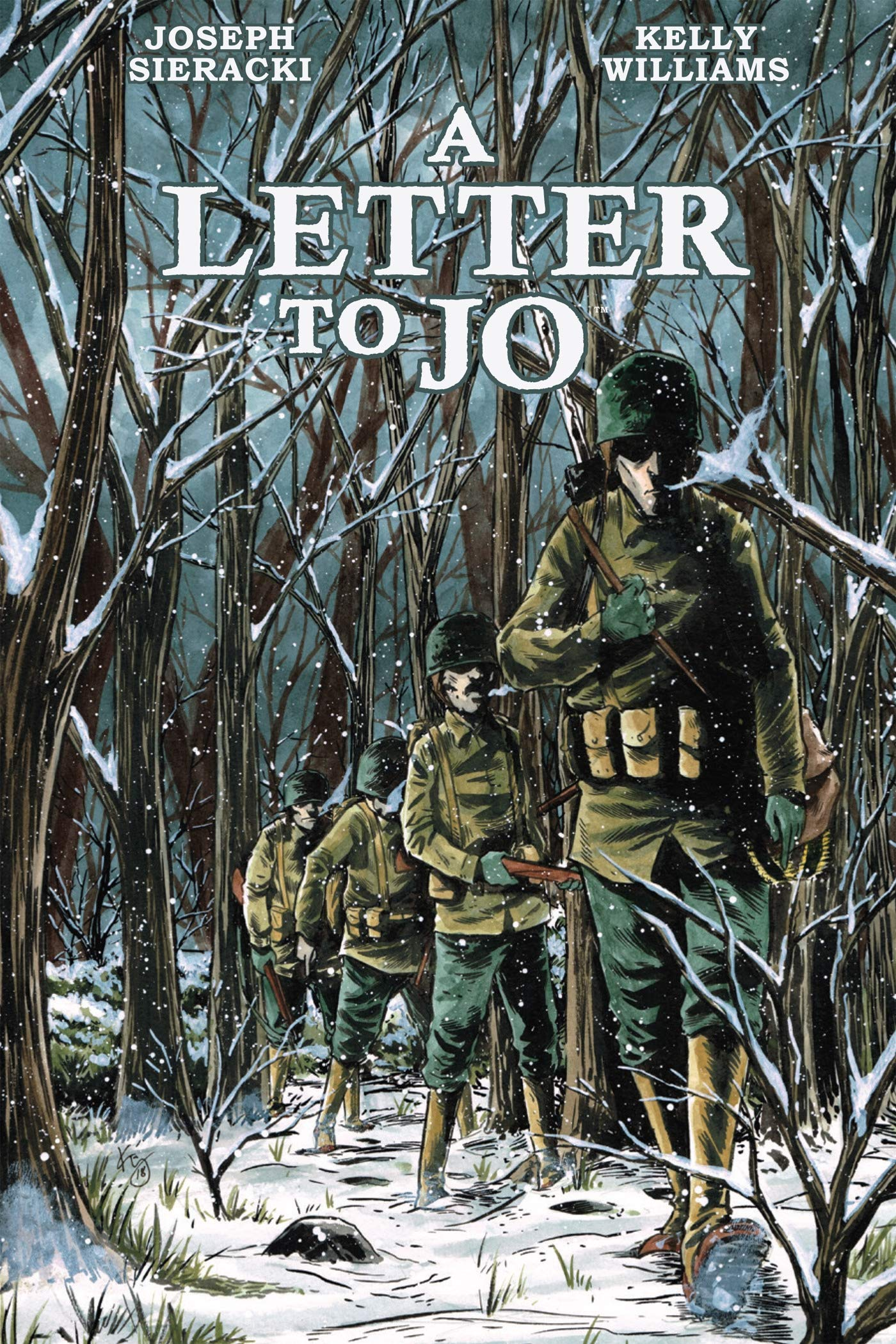 Graphic Novels for Winter 2020: A Letter to Jo