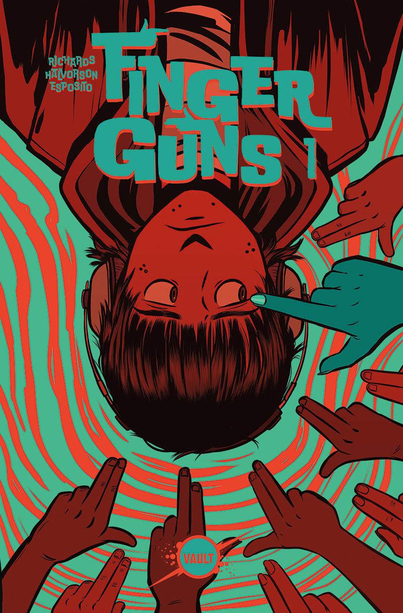 Finger Guns #1
