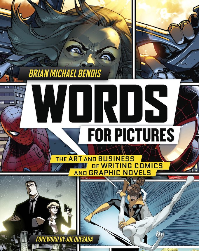 making comics guides Bendis