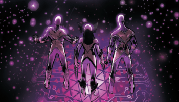 Wolverine Darwin and Synch in the vault