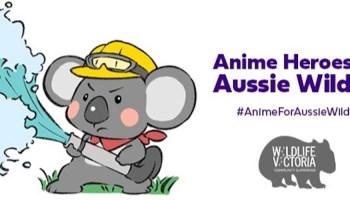 anime australian wildlife
