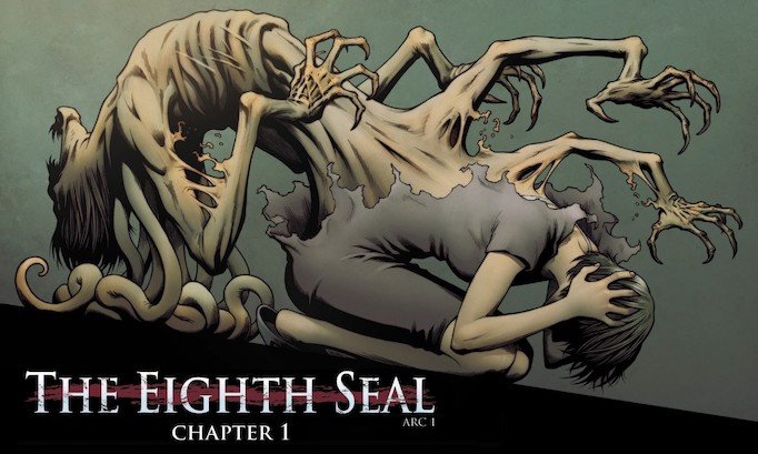 Eight Seal infinite comics