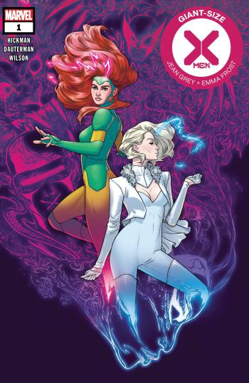 Giant-Size X-Men: Jean Grey & Emma Frost #1