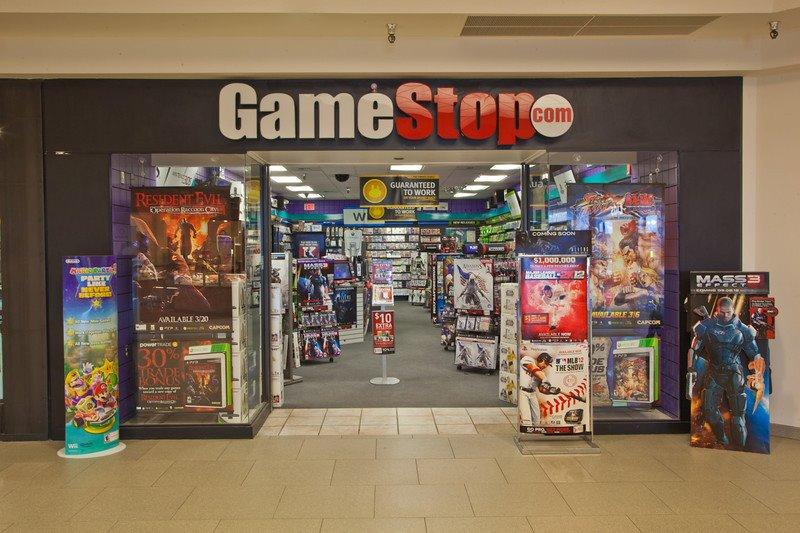 coronavirus video game industry gamestop