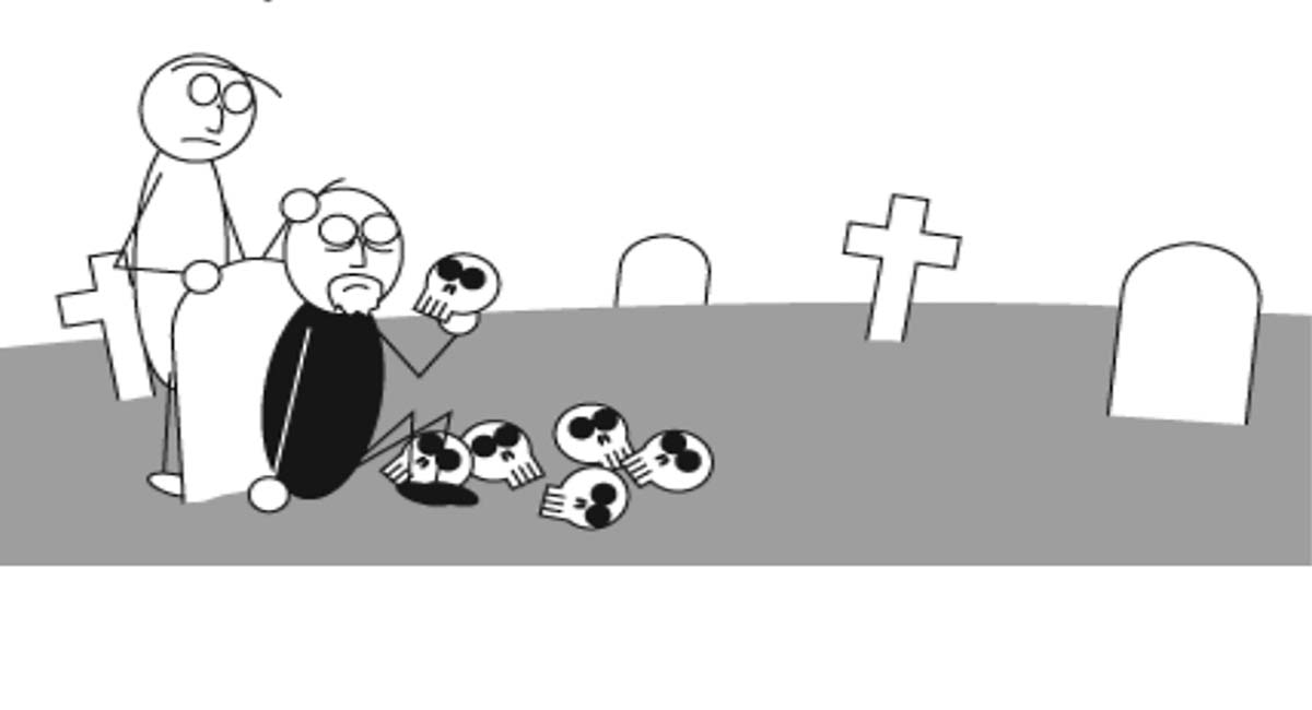 A Year of Free Comics: STICK FIGURE HAMLET offers an alternative way to get in your Shakespeare
