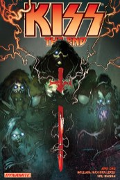 KISS: The End trade paperback