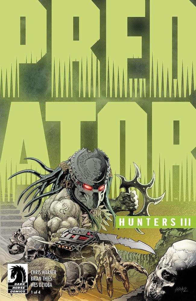 Predator: Hunters III #1 Cover B