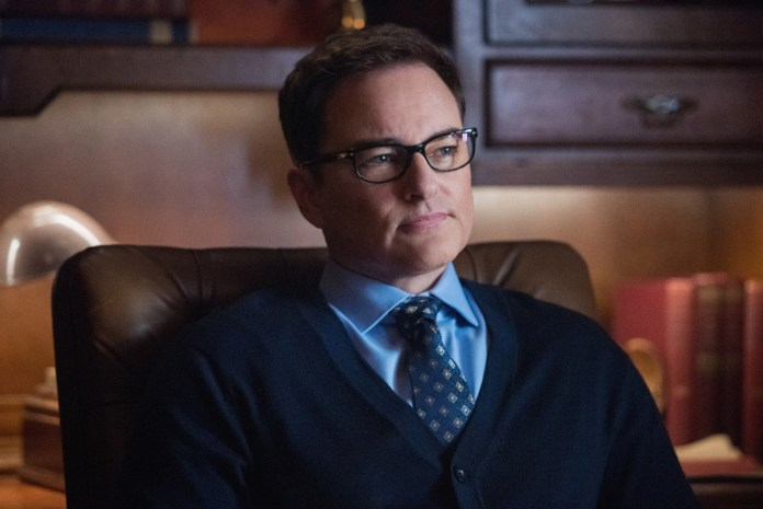 Principal Honey give Archie some very bad news on Riverdale