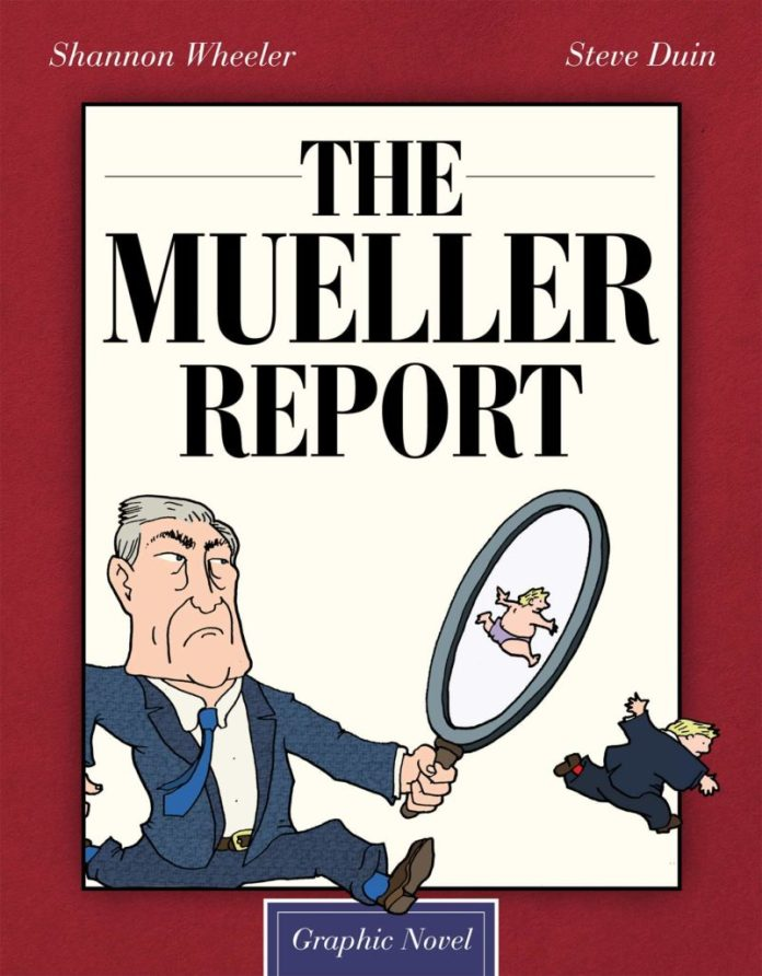 Mueller Report Cover