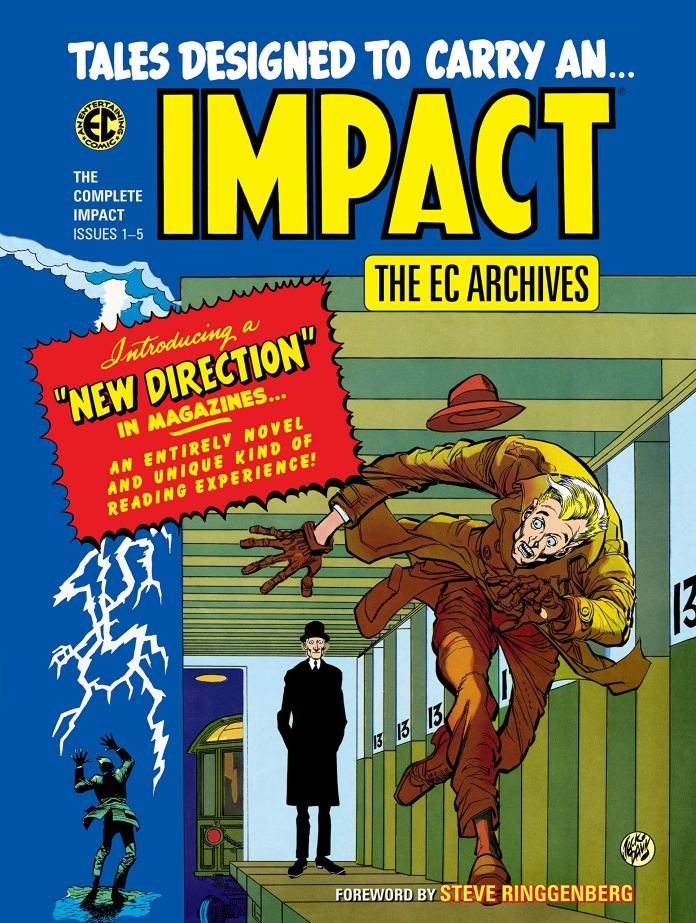 EC Archives Impact Cover