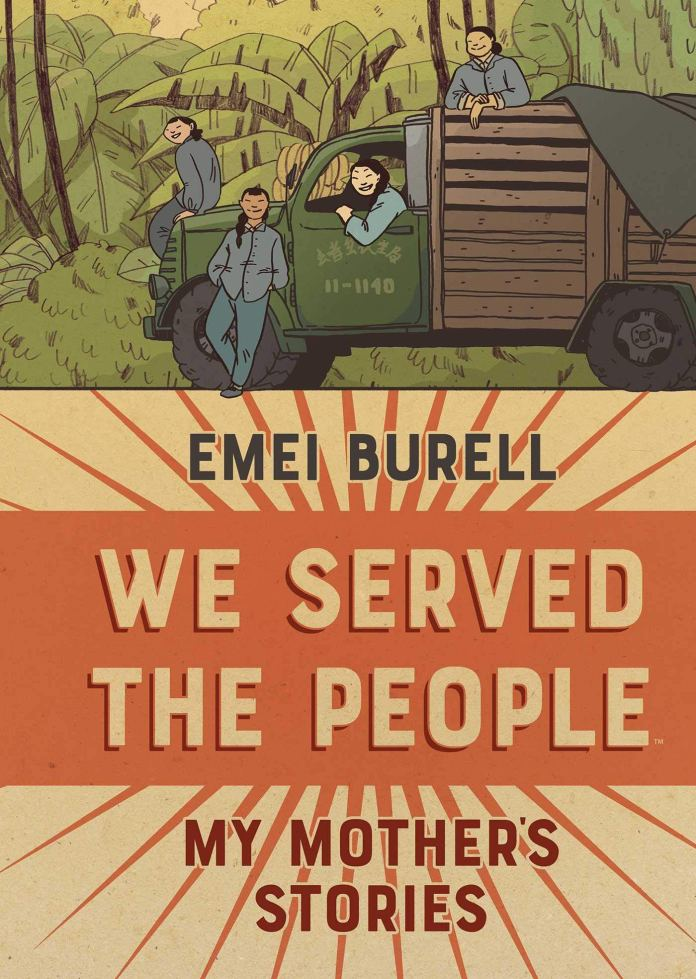 We Served the People Cover