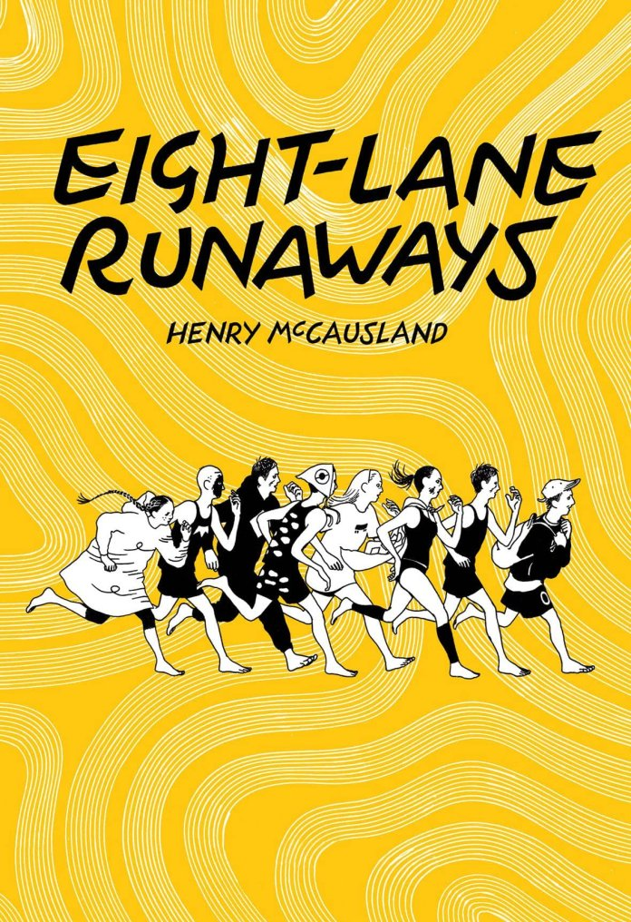 Eight Lane Runaways Cover