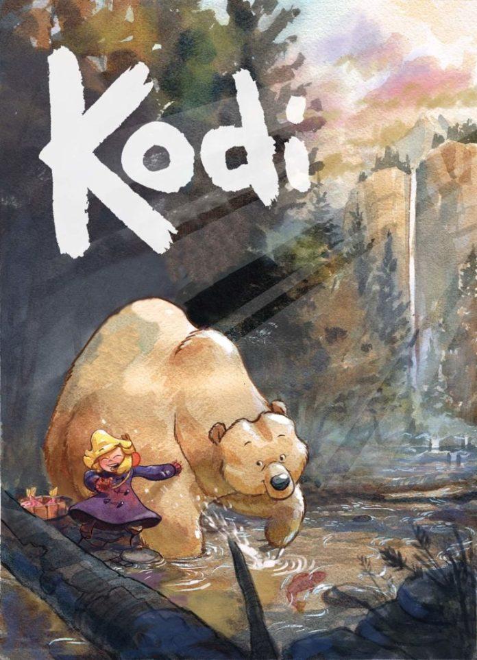 Kodi Cover